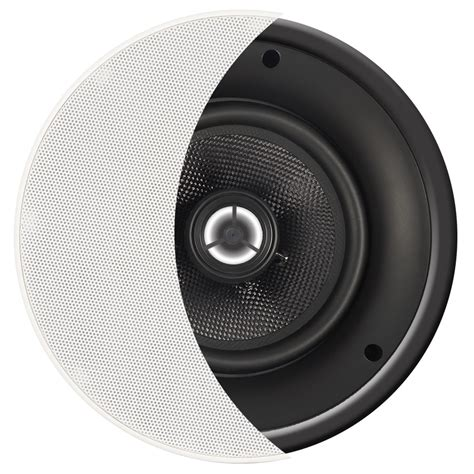 definition speaker ace840 8 quot trimless high definition speaker pair sinful audio