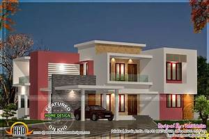 Modern house designs and floor plans free for Modern house plans free
