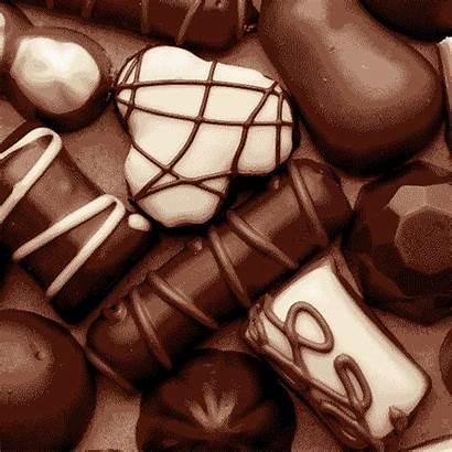 Chocolate Happy Yum Card Yummy Treat Send