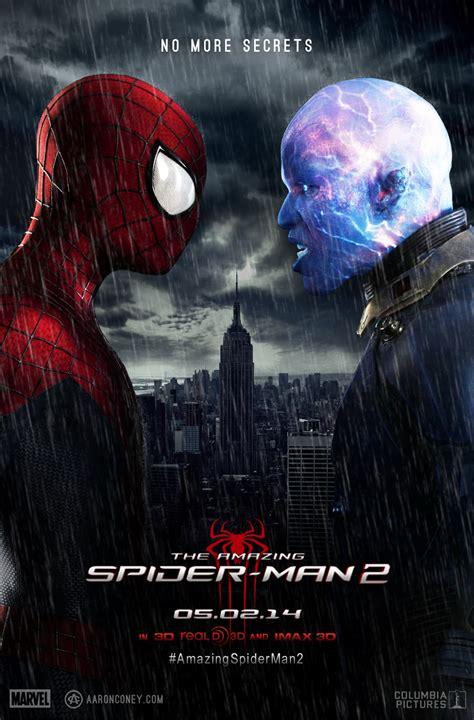 amazing spiderman  el poder de electro