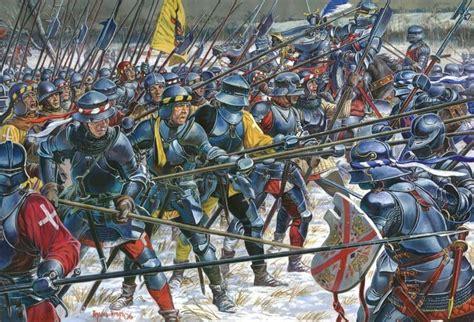 swiss siege swiss pikemen in battle war