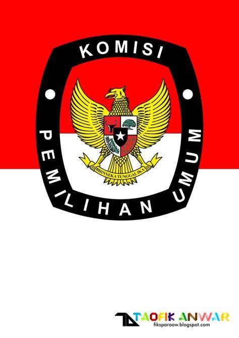 Taofik Anwar Design: logo KPU