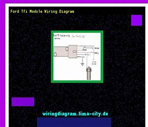 Ford Tfi Module Wiring Diagram  Wiring Diagram 17593