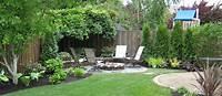 backyard landscape ideas Amazing ideas for small backyard landscaping - Great ...