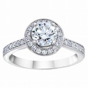 engagement rings halo engagement rings costco diamond With costco diamond wedding rings