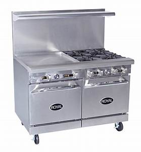 48 U0026quot  Gas Range Series