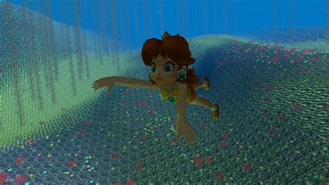 Pin Princess Peach Underwater Gmod Images To Pinterest
