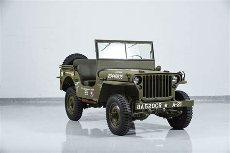 Image Gallery 1941 Jeep