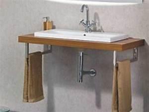 Waschtischplatte Mit Unterschrank : waschtischplatte konsole badm bel jetzt pur ~ Frokenaadalensverden.com Haus und Dekorationen