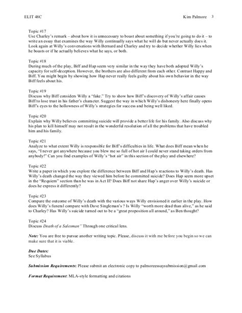 Of A Salesman Essay Help by Salesman Theme Essay College Paper Exle