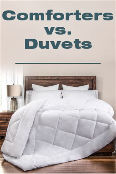 difference between duvet and comforter what is the difference between a duvet and a comforter