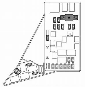 Subaru Impreza  2014 - 2015  - Fuse Box Diagram