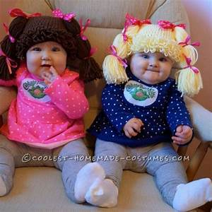 Cute kids halloween costumes best diy halloween ideas for Cabbage patch kids halloween costume