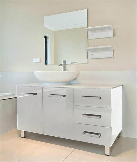 bathroom vanity unit top white cabinet set 1200mmw
