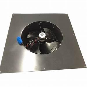 Scratch And Dent Remington Solar Attic Fan 25 Watt Gray
