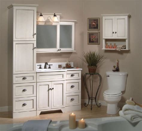 bathroom vanities with linen towers 36 quot 39 quot shown 42 quot woodpro breakfront vanity base with
