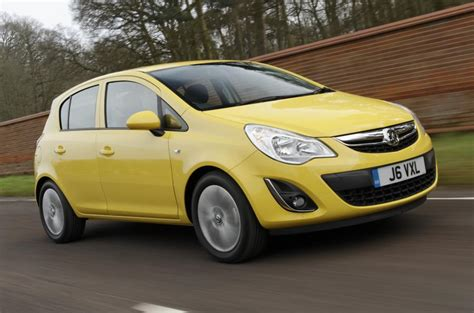 vauxhall yellow vauxhall corsa 1 2i sxi stop start review autocar