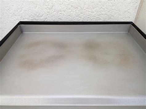 comment nettoyer inox cuisine nettoyer une plancha inox 28 images plancha gaz inox