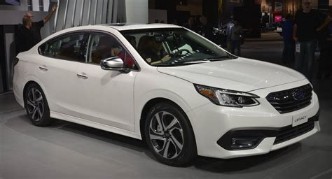 2020 subaru legacy turbo 2020 subaru legacy plays it safe with styling gains 260hp