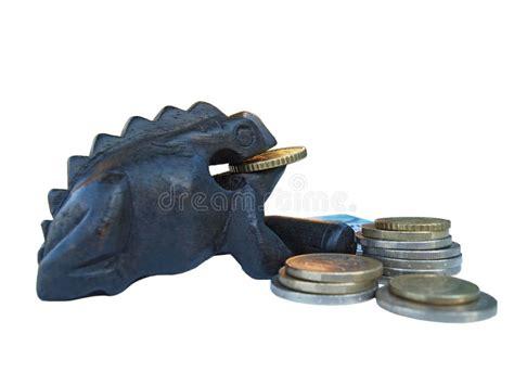 geld anziehen feng shui kikker brengend geld op feng shui stock foto afbeelding bestaande uit visum symbool 42321284