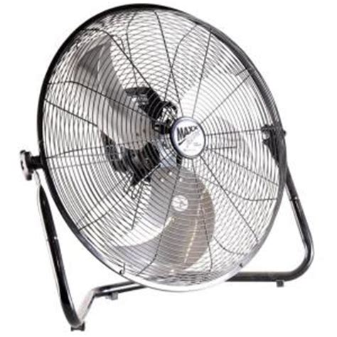 Home Depot Floor Fans by Ventamatic 20 In High Velocity Floor Fan Hvff 20ups The