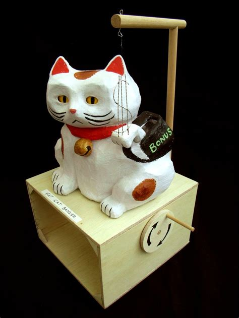 design wood automata diy woodworking projects