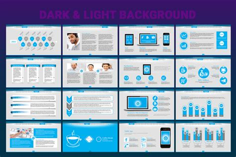 animated business powerpoint template