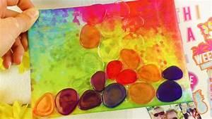 Coole Ideen Fürs Zimmer : deko ideen f rs zimmer selber machen bunte leinwand als wanddeko coole bunte farben ~ Bigdaddyawards.com Haus und Dekorationen