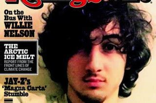 'The Bomber': New Rolling Stone Cover Gives Boston ...