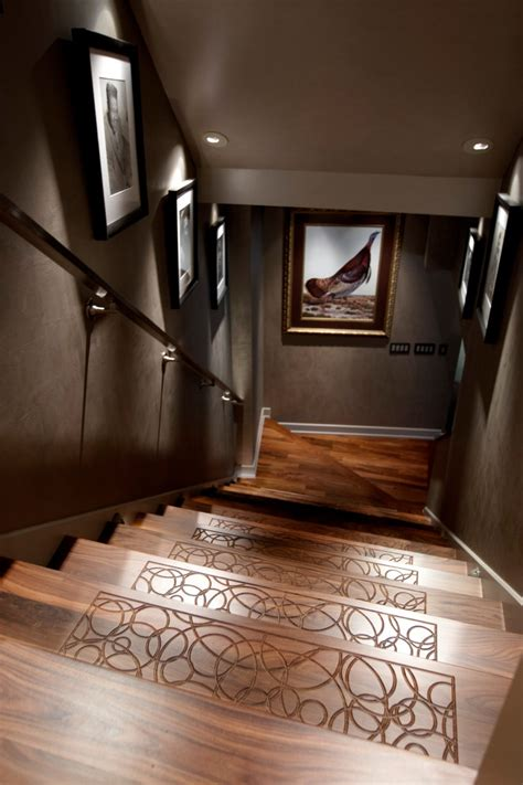dazzling stair tread decorating ideas  staircase
