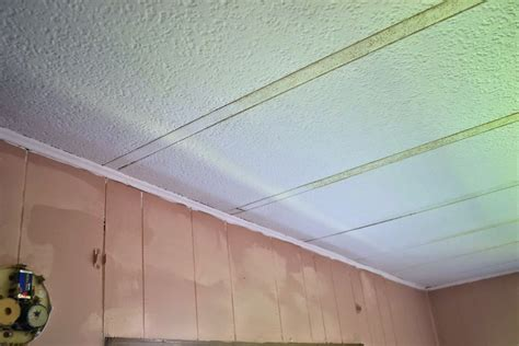 Mobile Home Ceiling Panels Repair Design Ideas Kaf