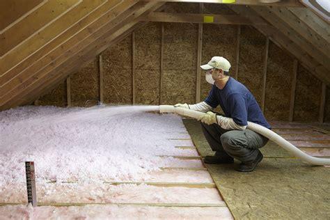 Cellulose Insulation  Jr Bolton Services