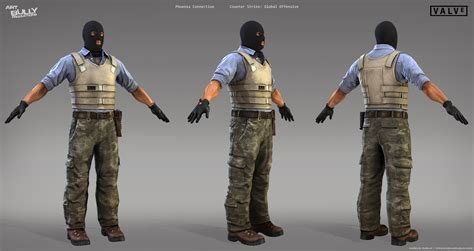Team Fortress 2 Wallpaper Terrorist Outfit In Gta V Globaloffensive