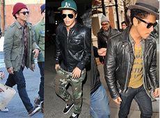 Bruno Mars Looks & Style photos