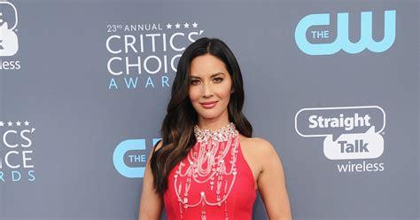 Critics Choice Awards Best Dressed Olivia Munn Gal