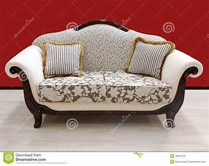 Couch Vintage Look : vintage design style sofa stock image image of interior 18675415 ~ Sanjose-hotels-ca.com Haus und Dekorationen