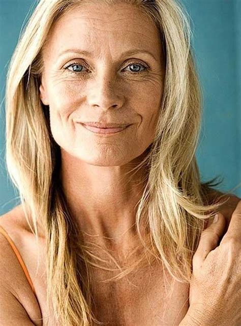 Hairstyles For Women Over 50 Long Blonde Hairstyles