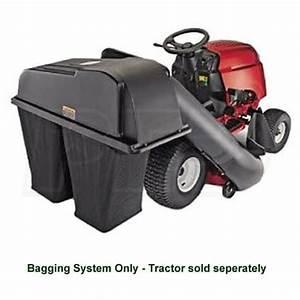 Mtd Yard Machines Oem Mtd Twin Grass Bagging