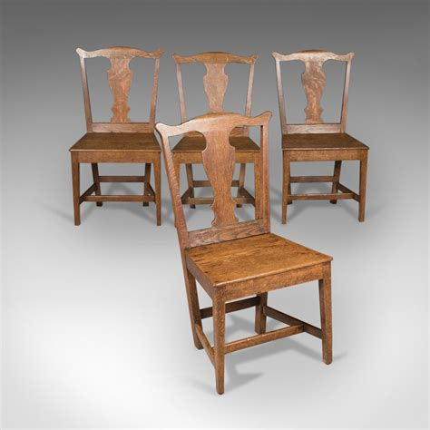 antique set   chairs english country kitchen