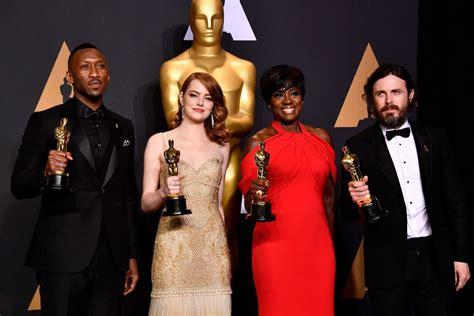 Oscars 2017: The Winners | Celebrities, Celebrity dresses ...