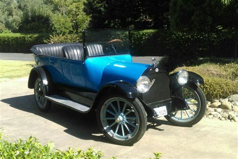 1917 studebaker big six for sale