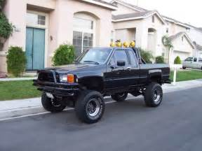 Back to the Future 1985 Toyota Pickup Truck