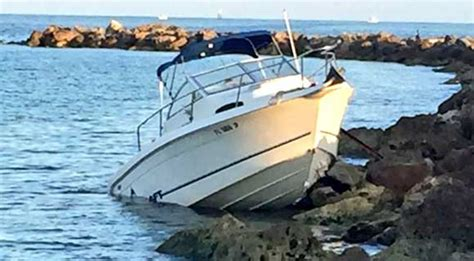 Crash Boat Today by Fwc Responds To Boat Crash Reminds Boaters To Designate