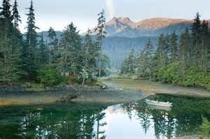 Alaskan Wilderness Landscape