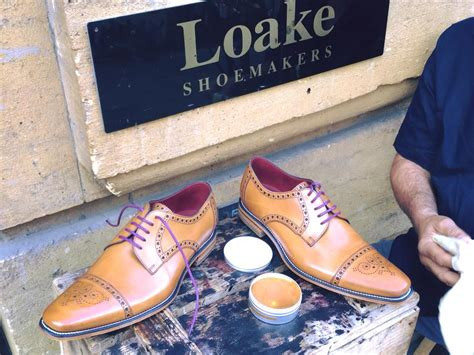 Fine Shoes By Peter Bullock