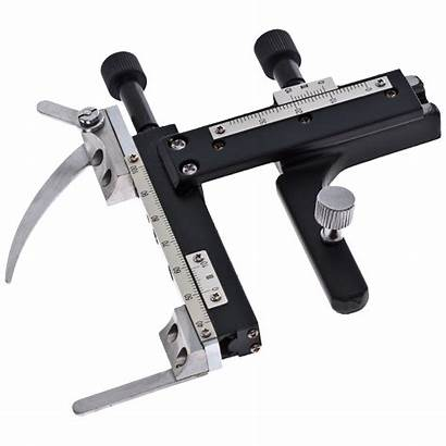 Microscope Slide Holder Mechanical Omano Compound Student