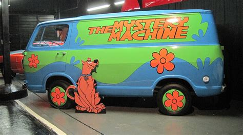 bureau of export administration scooby doo mystery machine