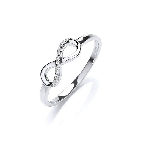 15 best of infinity symbol engagement rings