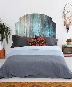 Tete De Lit Bleu : t te de lit faire soi m me plusieurs jolies ~ Premium-room.com Idées de Décoration