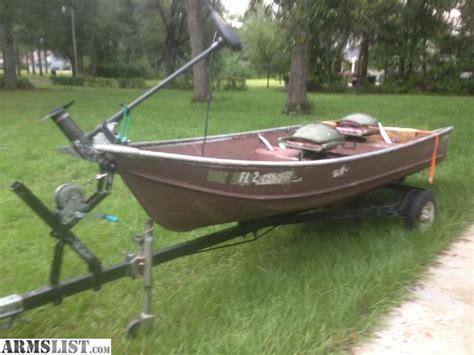 Aluminum Jon Boat Motor by Armslist For Sale Trade 14ft Aluminum Jon Boat W